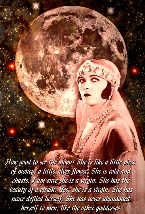 Salome: How Good To See The Moon